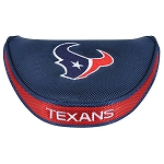 Houston Texans Team Effort Mallet Putter Cover