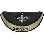New Orleans Saints Team Effort Mallet Putter Cover
