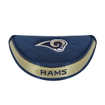 Los Angeles Rams Team Effort Mallet Putter Cover