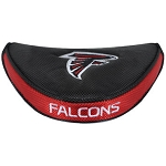 Atlanta Falcons TE 2 Ball Mallet Putter Cover