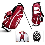 Arizona Cardinals Team Golf NFL Fairway Golf Stand Bag