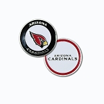 Arizona Cardinals Double Sided Ball Marker