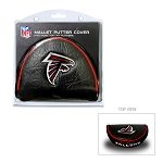Atlanta Falcons Mallet Golf Putter Cover