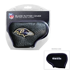 Baltimore Ravens Blade Golf Putter Cover