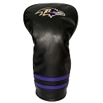 Baltimore Ravens Vintage Driver Golf Head Cover