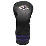 Baltimore Ravens Vintage Fairway Golf Head Cover