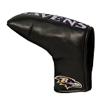 Baltimore Ravens Vintage Blade Golf Putter Cover