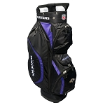 Baltimore Ravens Clubhouse Cart Golf Bag