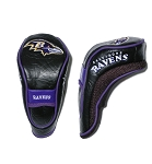Baltimore Ravens Hybrid Golf Head Cover