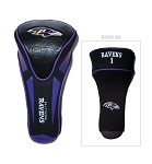 Baltimore Ravens Apex Driver Golf Head Cover