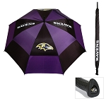 Baltimore Ravens Golf Golf Umbrella