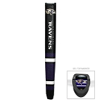 Baltimore Ravens Golf Putter Grip