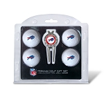 Buffalo Bills 4 Ball Golf Gift Set