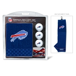 Buffalo Bills Embroidered Towel Golf Gift Set