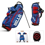 Buffalo Bills Team Golf NFL Fairway Golf Stand Bag
