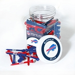 Buffalo Bills 175 Golf Tee Jar