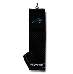 Carolina Panthers Embroidered Golf Towel