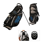 Carolina Panthers Team Golf NFL Fairway Stand Golf Bag