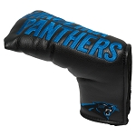 Carolina Panthers Vintage Blade Golf Putter Cover