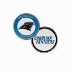 Carolina Panthers Double Sided Golf Ball Marker