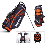 Chicago Bears Team Golf NFL Fairway StandGolf  Bag