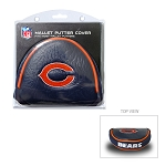 Chicago Bears Mallet Golf Putter Cover