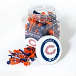 Chicago Bears 175 Golf Tee Jar