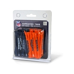 Chicago Bears 50 Imprinted Golf Tee Pack