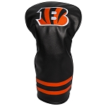 Cincinnati Bengals Vintage Driver Golf Head Cover