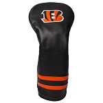 Cincinnati Bengals Vintage Fairway Golf  Head Cover