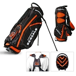 Cincinnati Bengals Team Golf NFL Fairway Stand Golf Bag