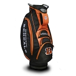 Cincinnati Bengals NFL Team Victory Golf Cart Bag