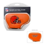 Cleveland Browns Blade Golf Putter Cover