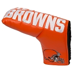 Cleveland Browns Vintage Blade Golf Putter Cover
