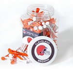 Cleveland Browns 175 Golf Tee Jar