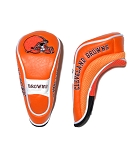 Cleveland Browns Golf Hybrid Head Cover