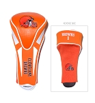 Cleveland Browns Apex Driver Golf Head Cover