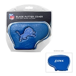 Detroit Lions Golf Blade Putter Cover