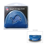 Detroit Lions Mallet Golf Putter Cover