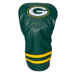 Green Bay Packers Vintage Driver Golf Head Cover