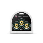 Green Bay Packers NFL Set of 3 Poker Chips