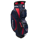 Houston Texans Clubhouse Golf Cart Bag