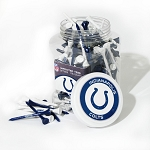 Indianapolis Colts Jar of 175 Golf Tees