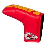 Kansas City Chiefs Golf Vintage Blade Putter Cover