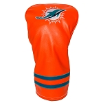 Miami Dolphins Vintage Golf Driver Head Cover