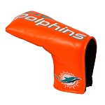 Miami Dolphins Vintage Golf Blade Putter Cover