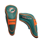 Miami Dolphins Golf Hybrid Head Cover
