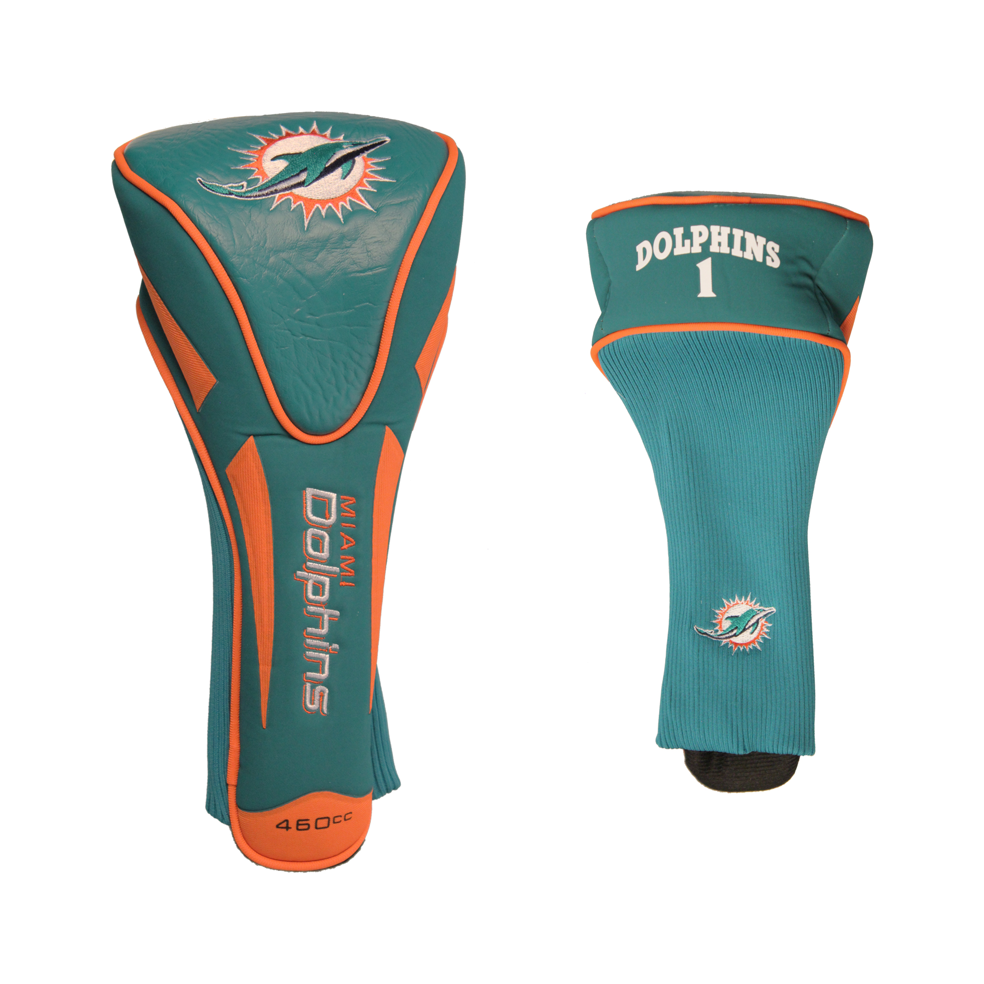 bb9f48a0 Miami Dolphins Apex Head Cover