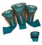 Miami Dolphins NFL Golf Contour Head Covers