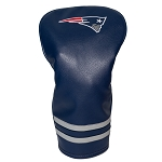 New England Patriots Vintage Driver Golf Head Cover
